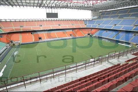 San Siro/Stadio Giuseppe Meazza
