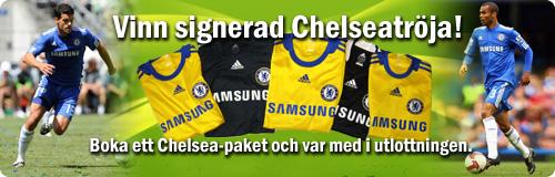 Vinn Chelsea-tröjor