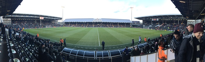 Fulham FC - Craven Cottage