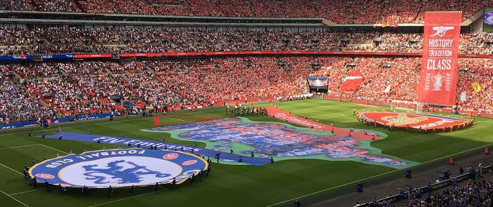 FA Cup Final - Wembley Stadium