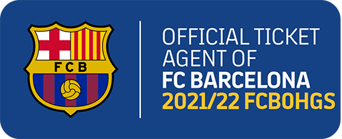 Official agent crest of FC Barcelona