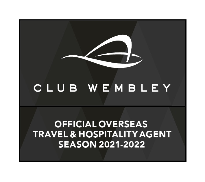 Club Wembley Crest - Wembley Stadium
